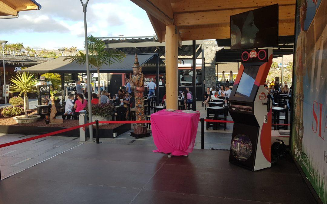 Hoy en Siam Mall con el sector turístico